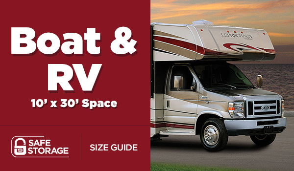 Boat, Trailer & RV Storage in Tulare